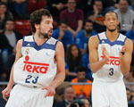 Doble final para el Real Madrid en Vitoria